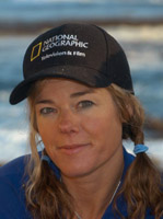Tierney Thys, National Geographic Explorer