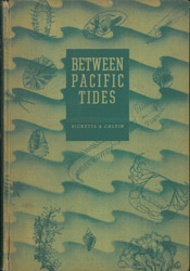 Between Pacific Tides first edition